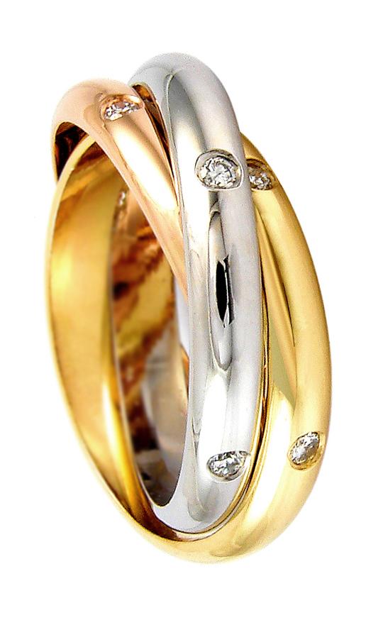 Interlocking Wedding Rings.Interlocking Wedding Ring Wedding Rings Diamant Dublin